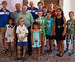 Mika Trunk wins OKW chess trophy