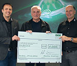 OKW Gehäusesysteme makes a donation to the Buukumi children's charity project in Uganda