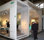 electronica 2012 okw booth