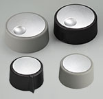 COM-KNOBS cover with a classy metallic look