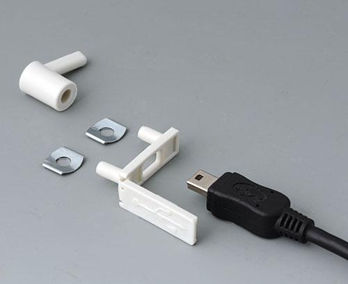 Abdeckung zum Verschließen der USB-Schnittstelle Mini