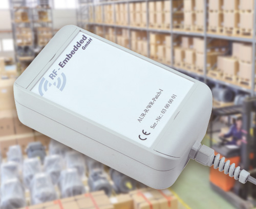 UHF RFID System, RF-embedded