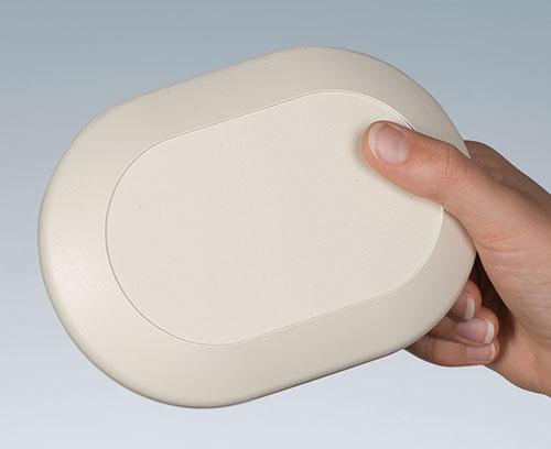 sanfte Konturen für Handgehäuse-Anwendungen