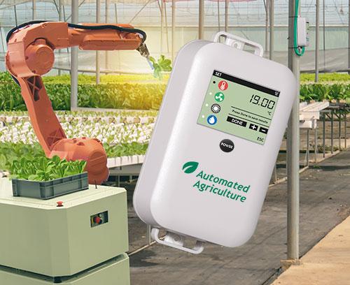 Automatisierte Landwirtschaft