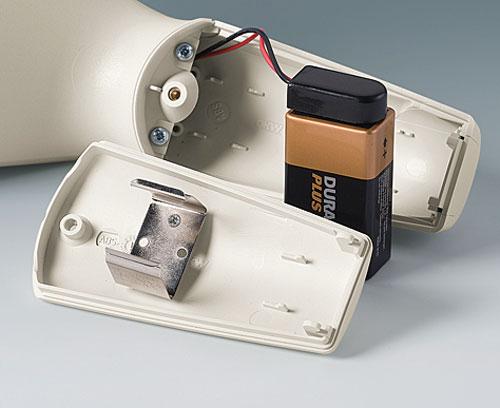 A9156003 Batteriehalter, 1 x 9 V (PP3)