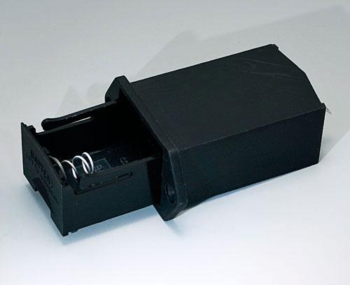 A9302510 Batteriehalter, 1 x 9 V (PP3)