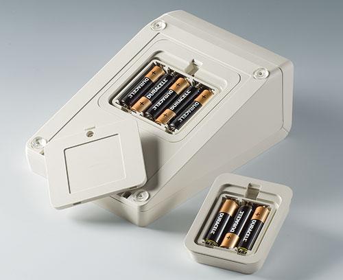 Batteriefächer AA in verschiedenen Ausführungen