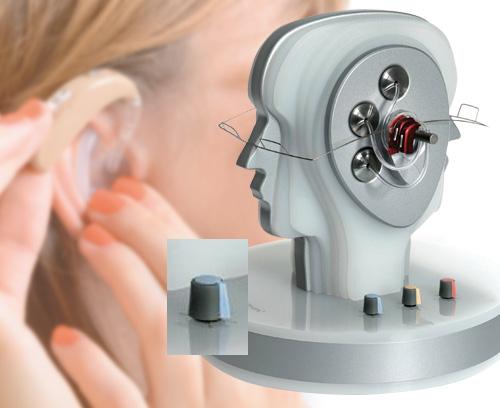 Bedienelement für einen Klangfinder, Klangspektrum