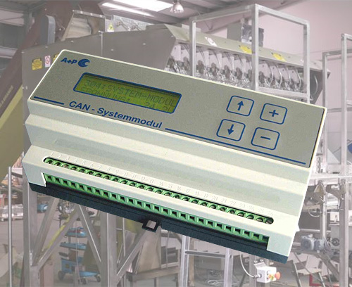 CAN-BUS Systemmodul