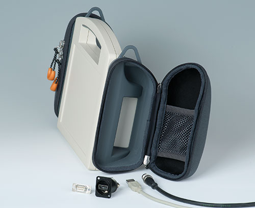 Schutztaschen für Kabel, Sensoren etc. (Größen S und M)