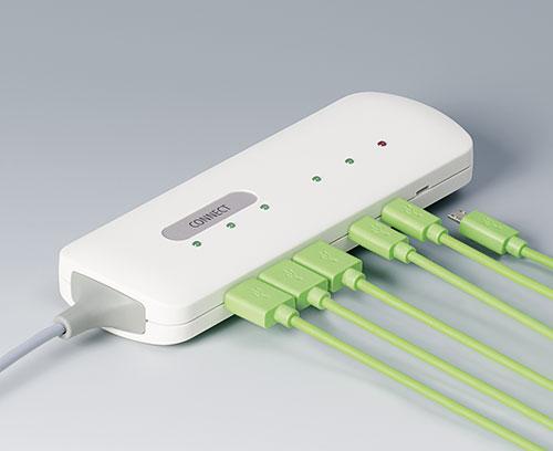 kabelgebundene Anwendung mit USB-Schnittstellen