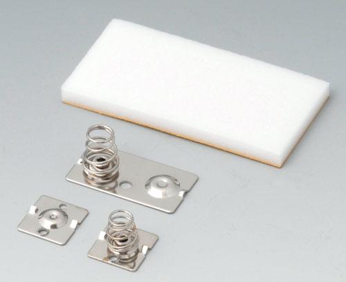 A9176007 Kontaktfedern-Set, 2 x AA