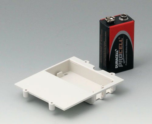 A9177310 Batteriefach, 1 x 9 V