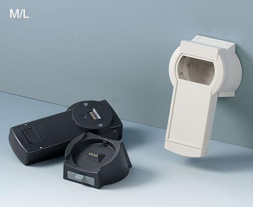DATEC-CONTROL M/L Gehäuse und Sockel mit Kontakten (Zubehör)