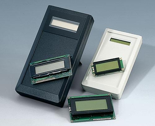kompatibel zu standardisierten LCDs