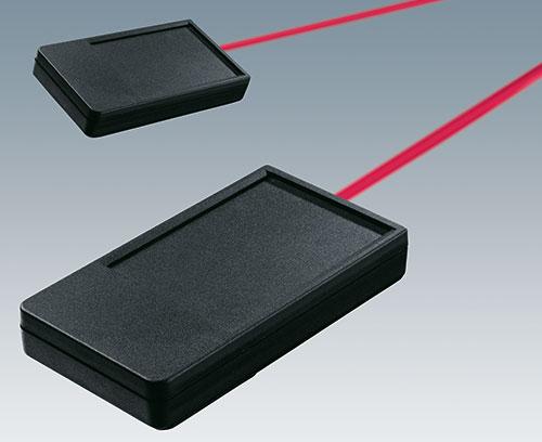DATEC-POCKET-BOX aus infrarot-durchlässigem Material