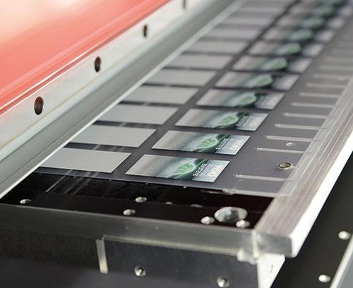 Dekorfolien im Digitaldruck-Verfahren