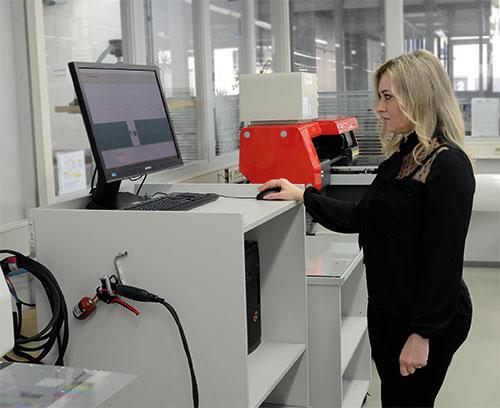 Digitaldruck-Verfahren für Dekorfolien