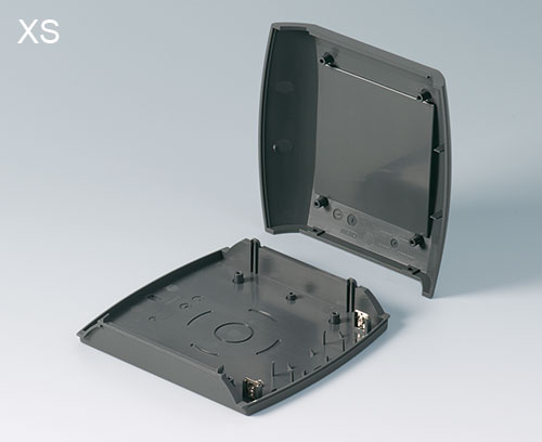 DIATEC XS: 2-teilige Konstruktion; Batteriekontakte als Zubehör