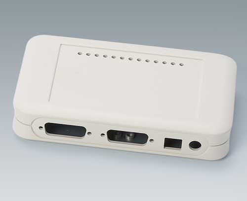Soft-Case mit Aluminiumbeschichtung auf den Gehäuseinnenseiten