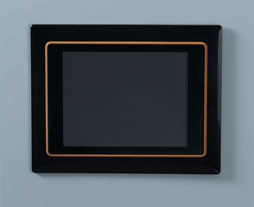 INTERFACE-TERMINAL Einbaugehäuse mit Touchscreen