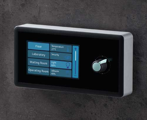 SYNERGY Gehäuse mit Touchscreen