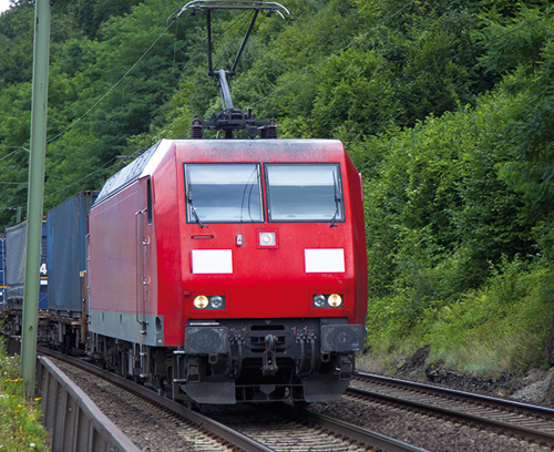 Bahntechnik, Schienenfahrzeugbau