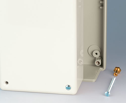 Montagesatz für Wandapplikationen (Zubehör)
