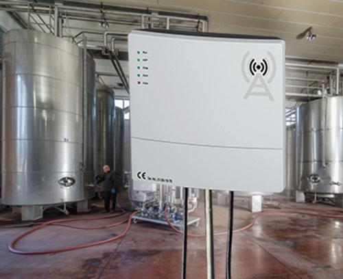 Gateway für die Automatisierung von Produktionsanlagen