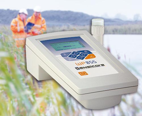 Gerät zur Analyse der Wasserqualität, Sensicore