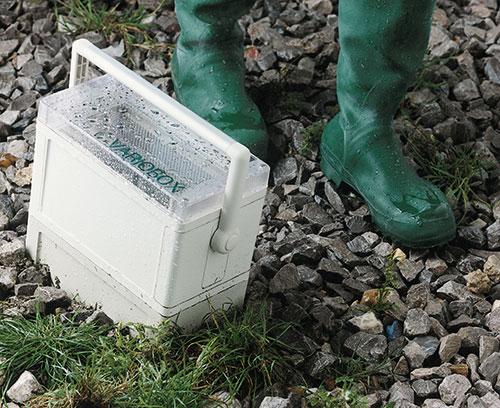 robuste Konstruktion für Outdoor