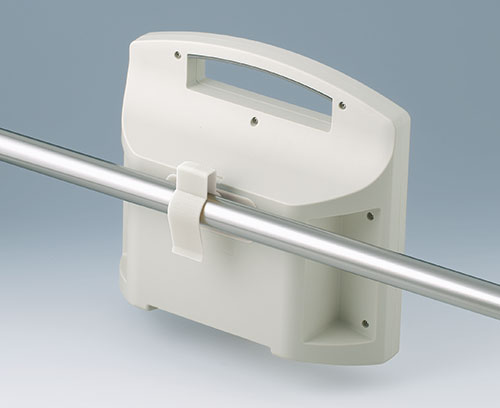 Halteklammer für Rundrohr