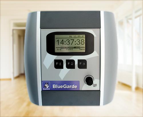 Haussteuerung Bluegarde, Dickert Electronic