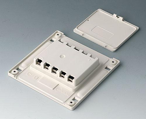 B4142047 Batteriefach und -deckel S, 5 x AA