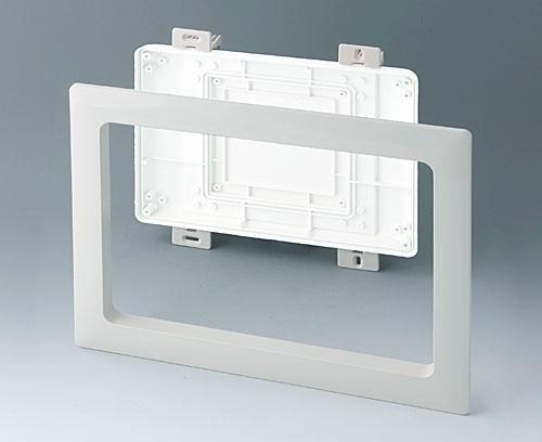 b4144587 einbau montage set m flach okw. Black Bedroom Furniture Sets. Home Design Ideas
