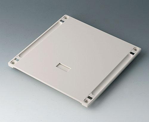 B4146167 Bodenplatte mit Griffmulde L