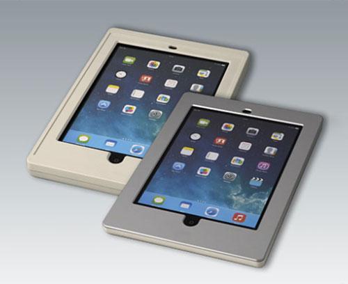 INTERFACE-TERMINAL Applikation mit iPad Air