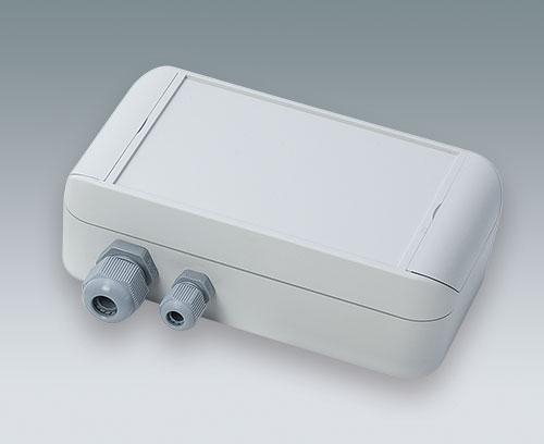 SMART-BOX mit Kabelverschraubungen
