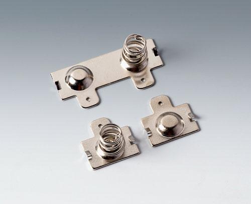 A9190011 Kontaktfedern-Set, 2 x AA
