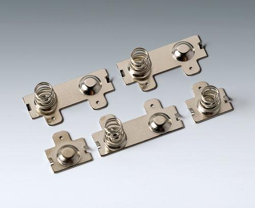 A9190013 Kontaktfedern-Set, 4 x AA