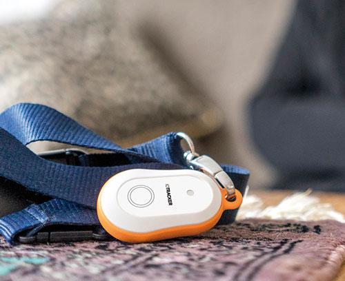 LoRa GPS-Tracker mit Alarmknopf