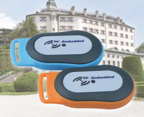 Mobiles RFID-Informationssystem, RF-Embedded
