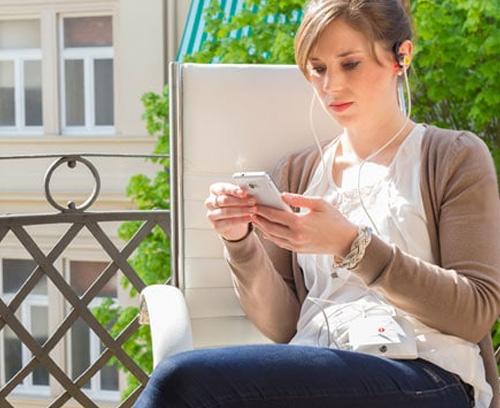 Mobiles System zur Therapie von Innenohrerkrankungen