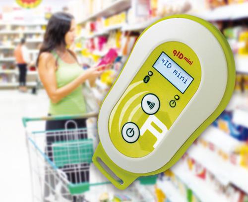 Mobiles UHF-RFID-Lesegerät, CAEN RFID