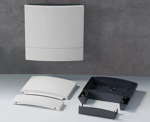 NET-BOX Einzelteile