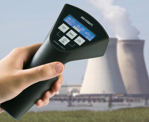 Radioaktivitäts-Messgerät, Conrad