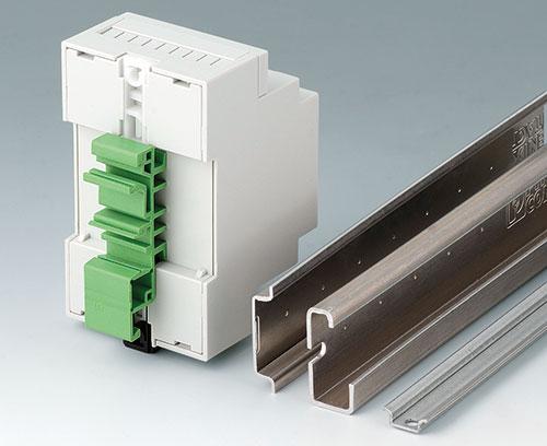 Adapter für DIN-Schiene EN 60715 TH15 und G32