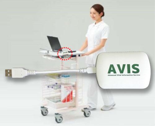 Receiver für elektronische Krankenakte