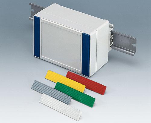 ROBUST-BOX als DIN-Schienengehäuse