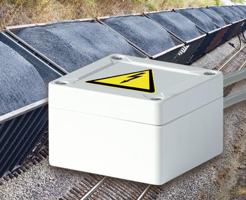 Schwingungsmessgerät für Zentrifugen